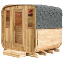 Sauna Extérieur GAIA NOVA