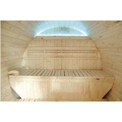 Sauna Extérieur GAIA OMEGA