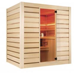 Sauna traditionnel ECCOLO