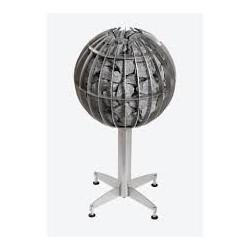 Support télescopique - Poêle Globe Harvia