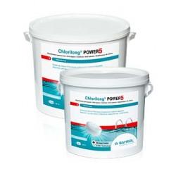 Chlorilong® POWER 5 by BAYROL- Seau 5 kg