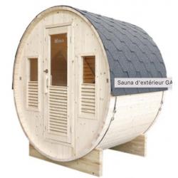 Sauna Exterieurs